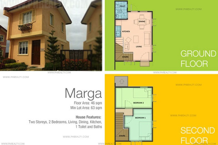Marga House Features & Specifications