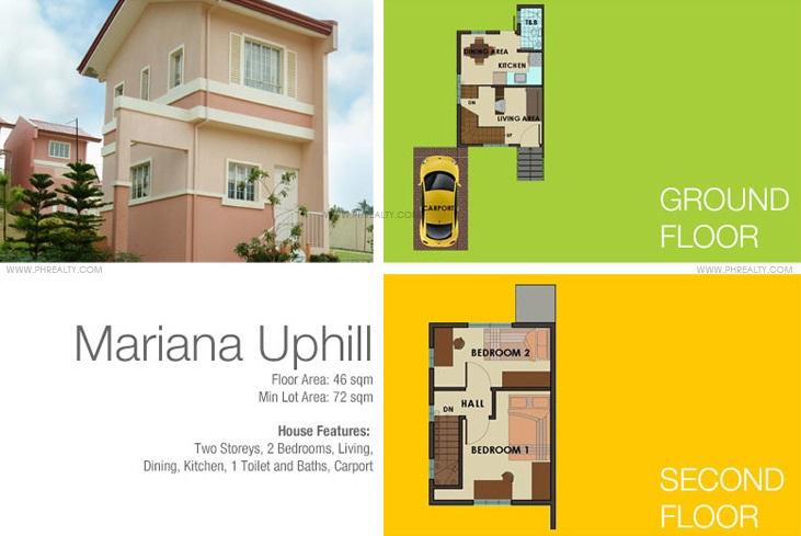 Mariana-UH Floor Plan