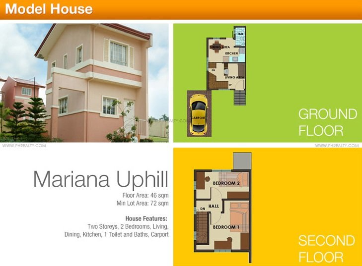 Mariana DH House Floor Plan