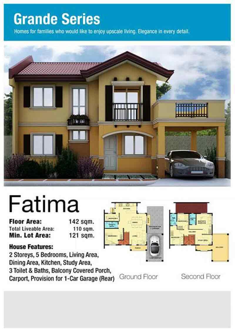 Fatima House Plan
