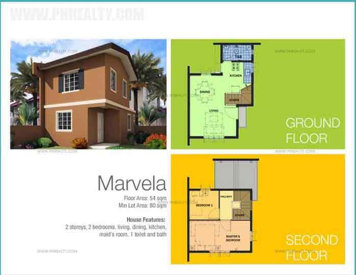 Marvela Floor Plan