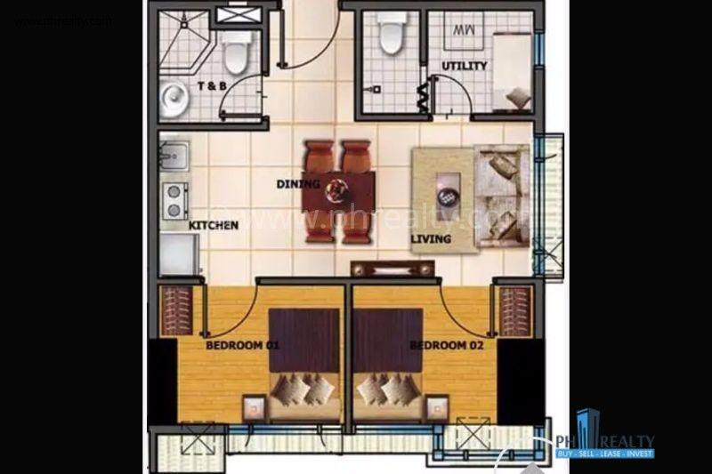 Mezza Residences For Resale.