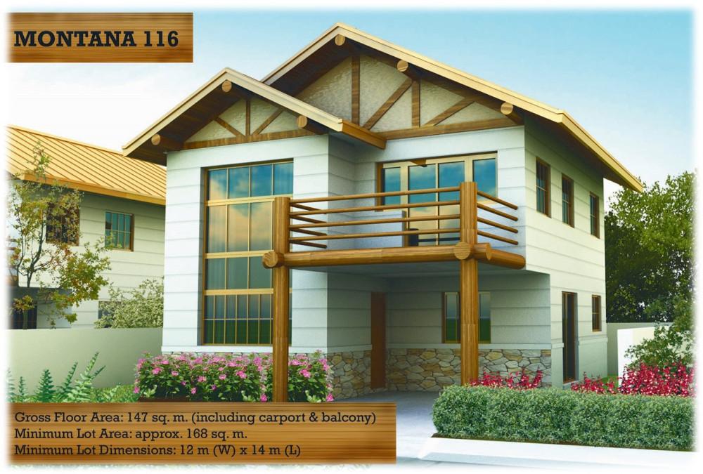 Montana 116 Exterior