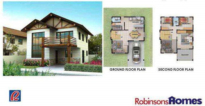 Montana House Model