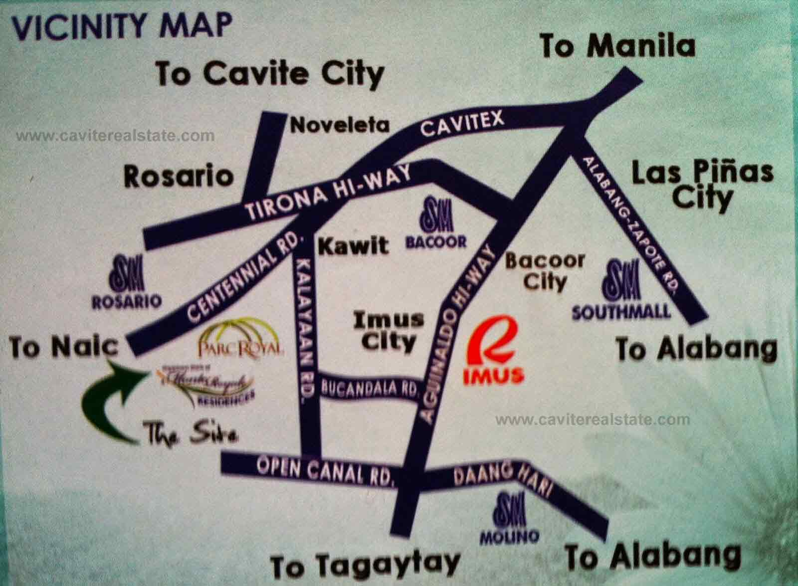 Monte royale residences house lot for sale in cavite price monte royale residences location malvernweather Choice Image