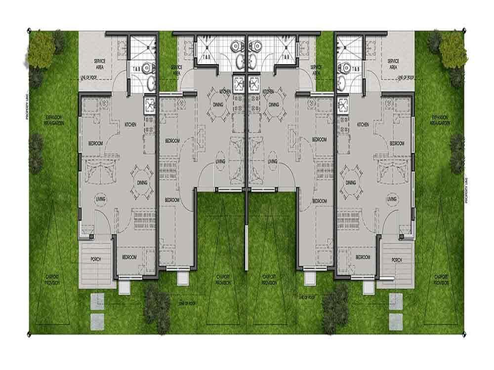 Multipod Floor Plan