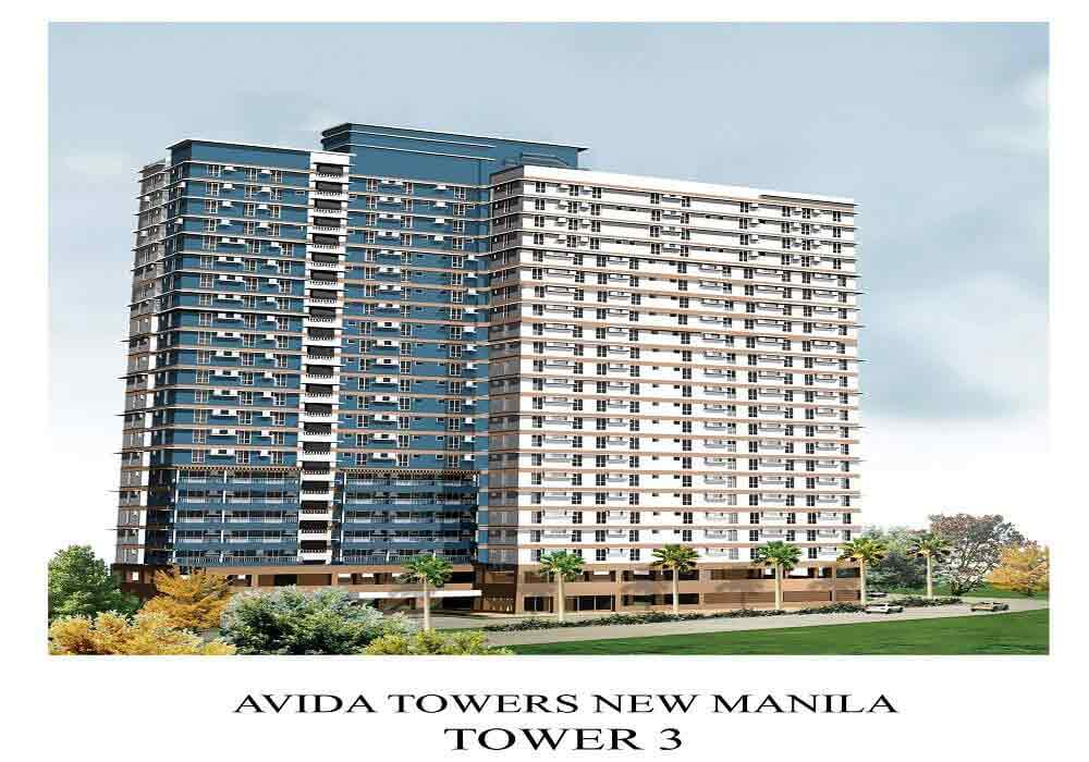 Avida Towers New Manila- Tower 3
