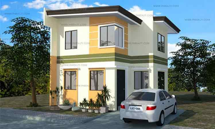 Tiara Model House