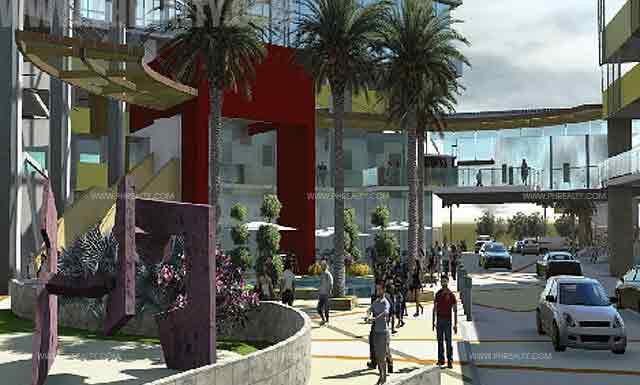 Palm Plaza Landscap Gardens