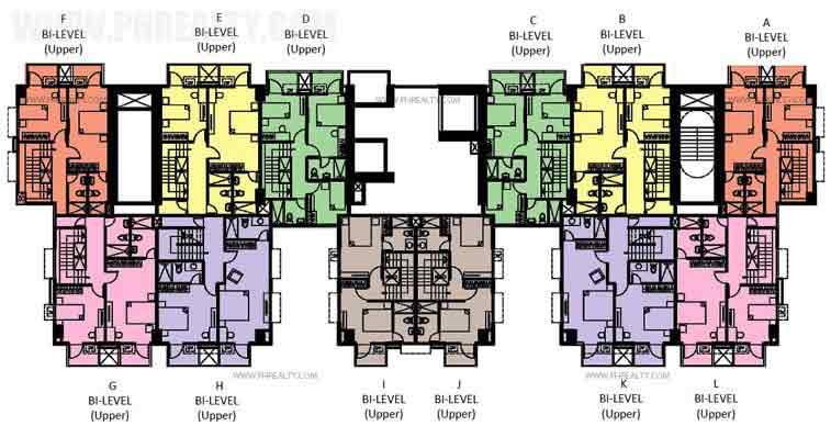 Pen House Floor Plan
