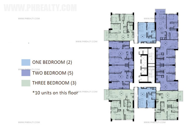 Penthouse Floor Plan
