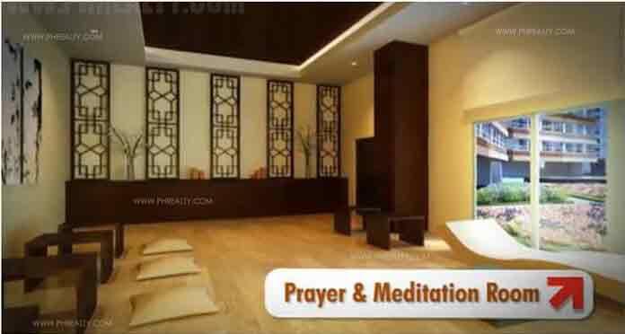 Prayer and Meditation Room