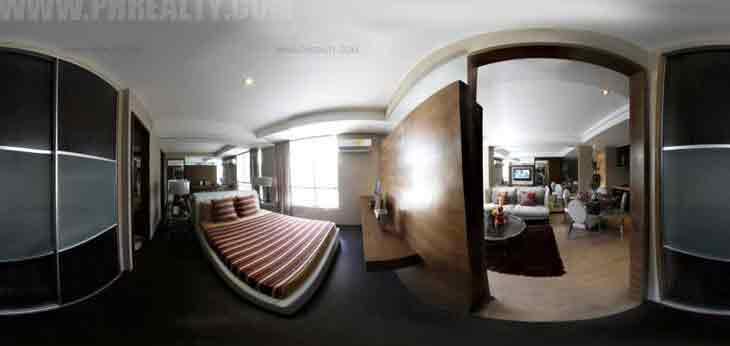 Pre One Bedroom Unit Bedroom