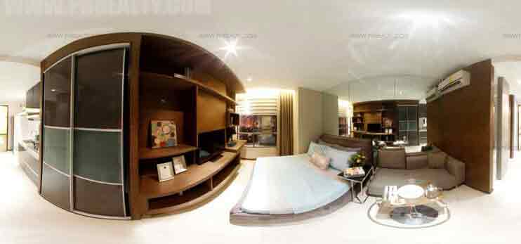 Pre Studio Type 1 - Living Room