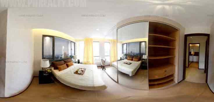 Pre Two Bedroom Unit 1 - Bedroom - 1