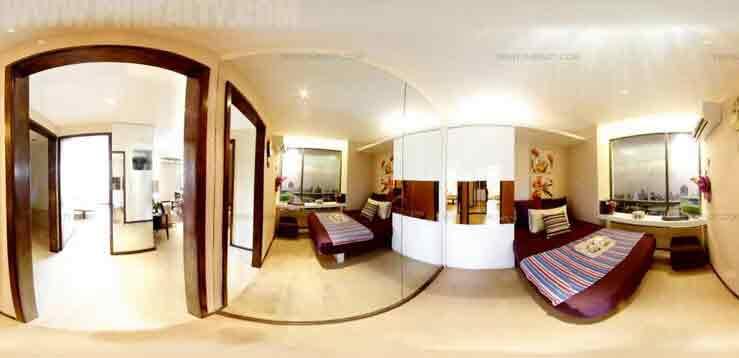 Pre Two Bedroom Unit 1 - Bedroom - 2