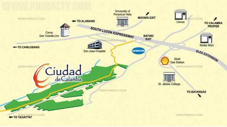 Punta Altezza Location
