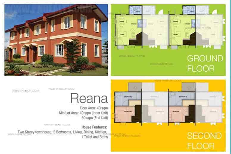 Reana Floor Plan