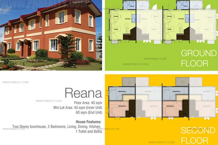 Reana House Features & Specifications