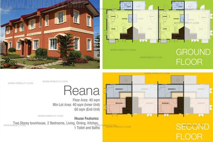 Reana-TH Floor Plan