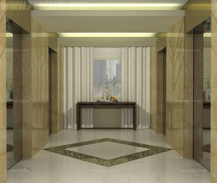 Resedential Elevator Lobby