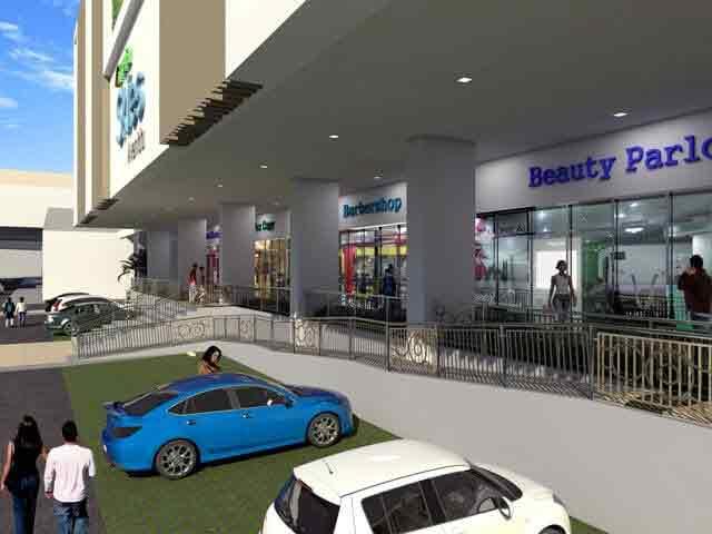 Retail Area
