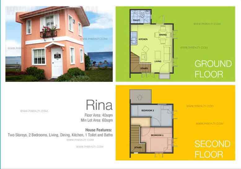 Rina Floor Plan