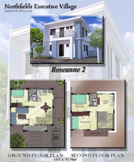 Roseanne 2 Model House