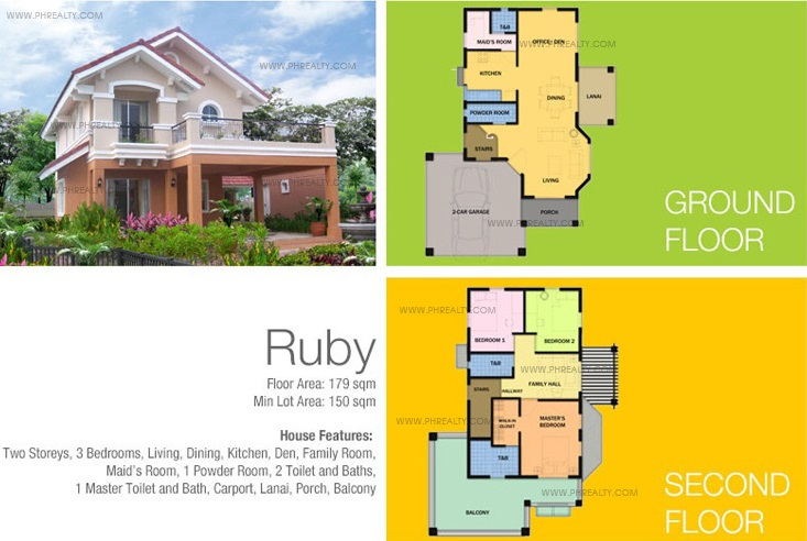 Ruby House Features & Specifications