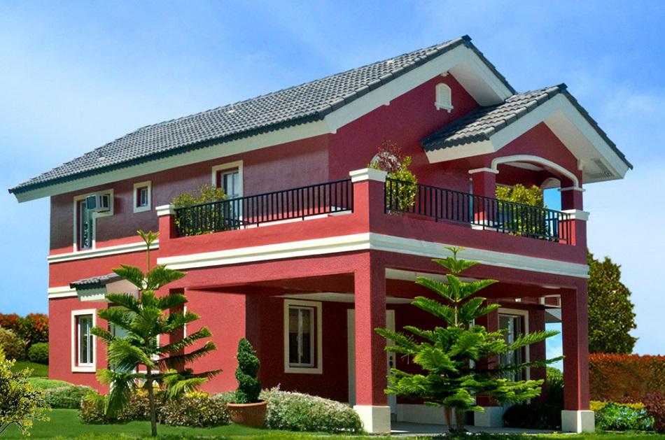 Ruby Model House