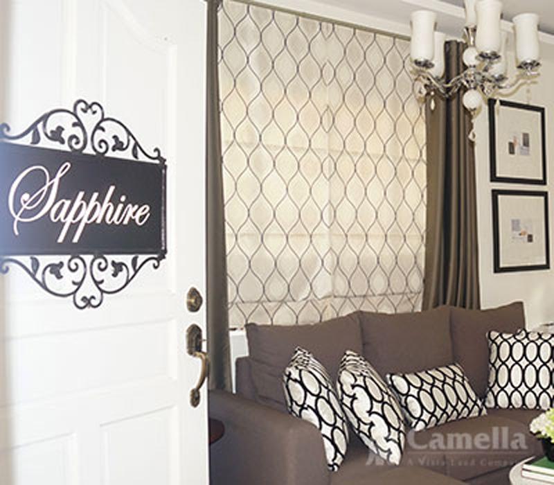 Sapphire Entrance