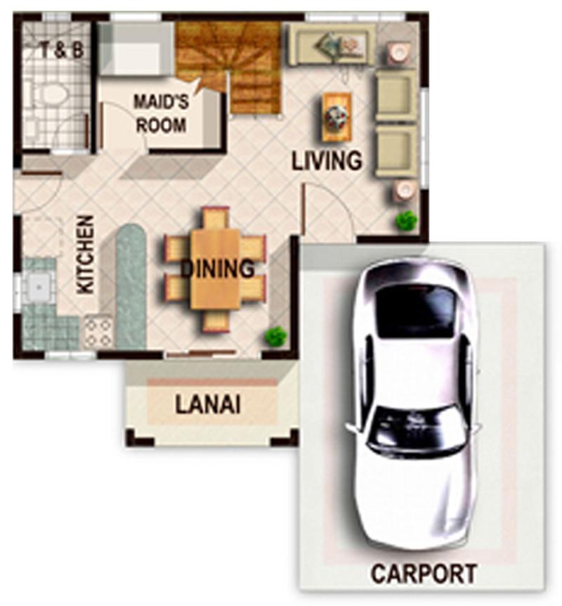 Sapphire Ground Floor
