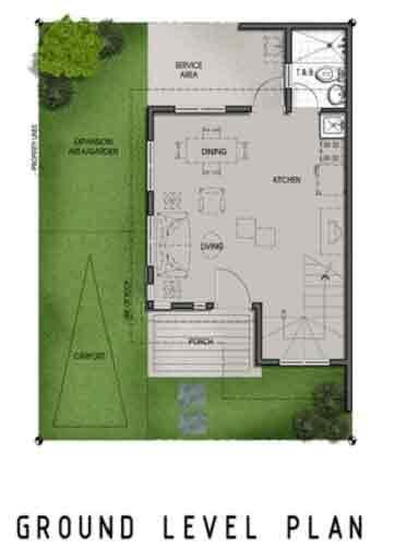 Single Home Ground Floor