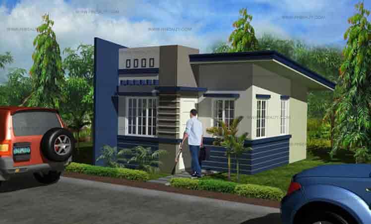 Amethyst Model House