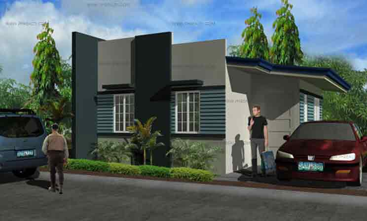 Sapphire Model House