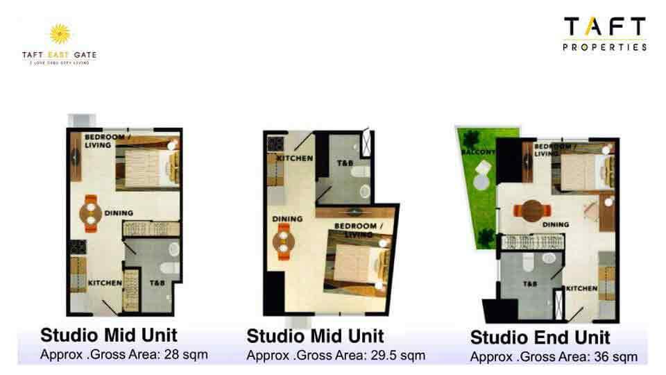Studio Mid Unit