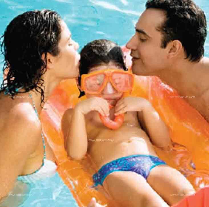 Swimming Pool Family