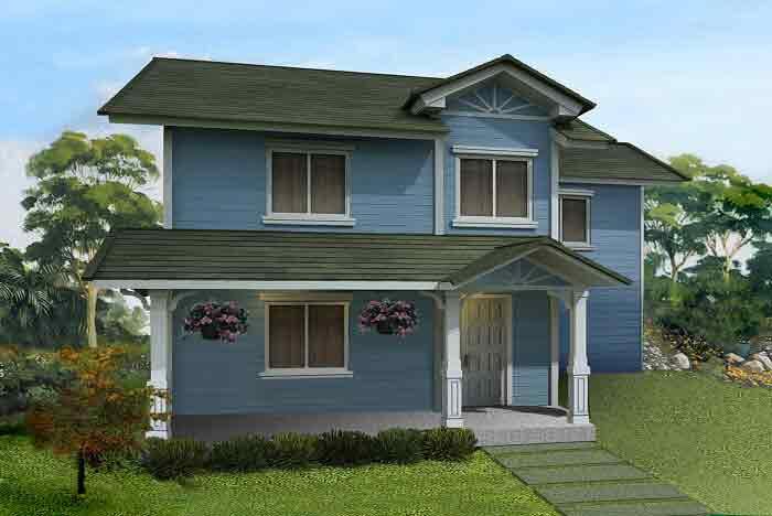Triana Model House