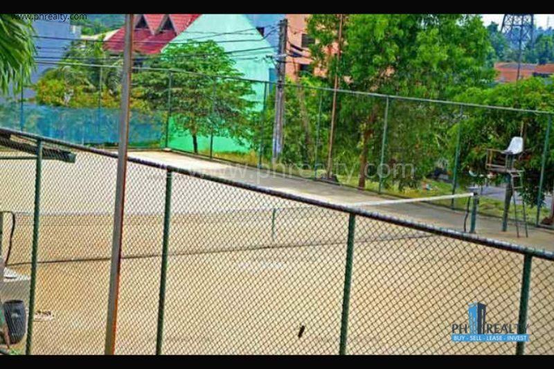 Tennis Shell Court