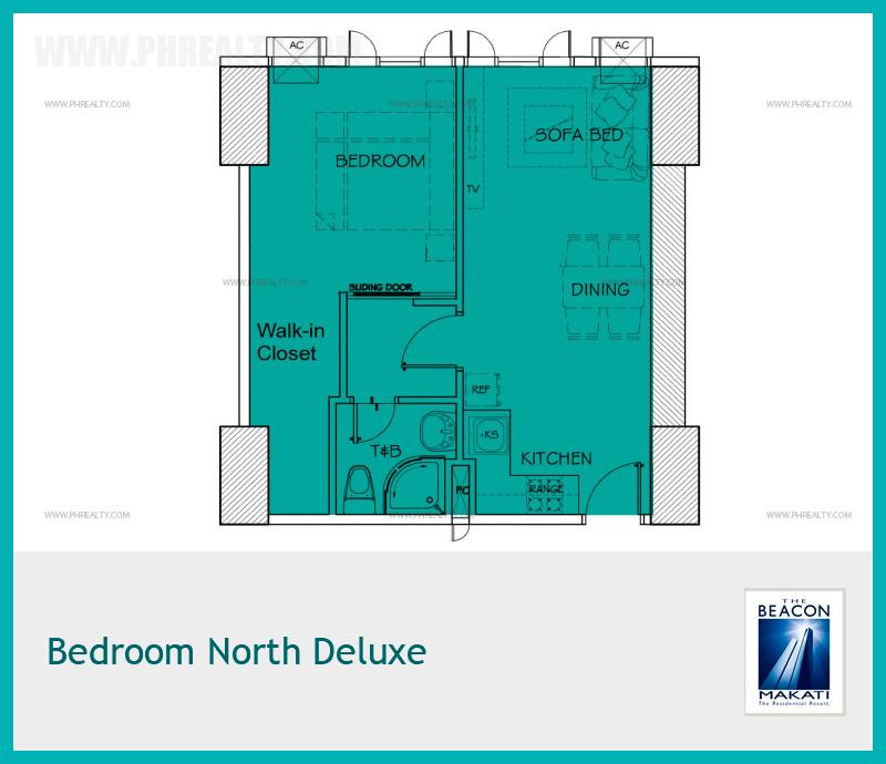 Bedroom North Deluxe