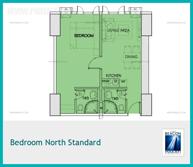 Bedroom North Standard