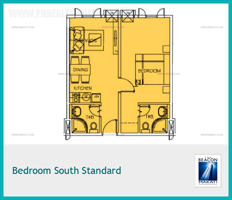 Bedroom South Standard