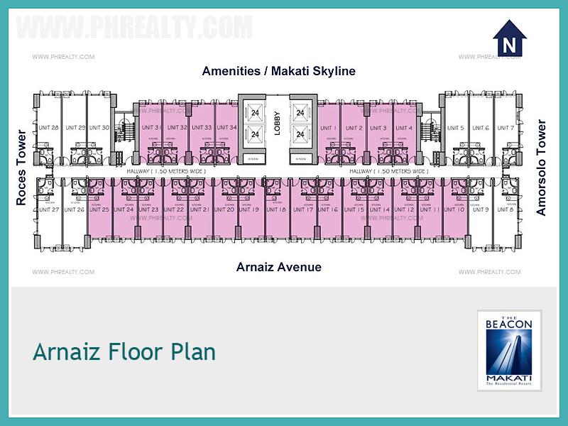Arnaiz Floor Plan