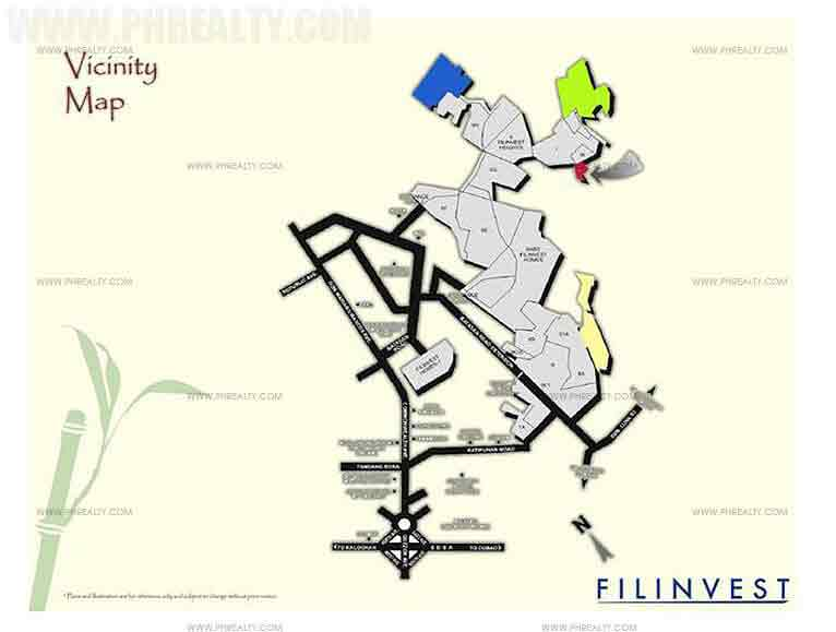 The Enclave Location