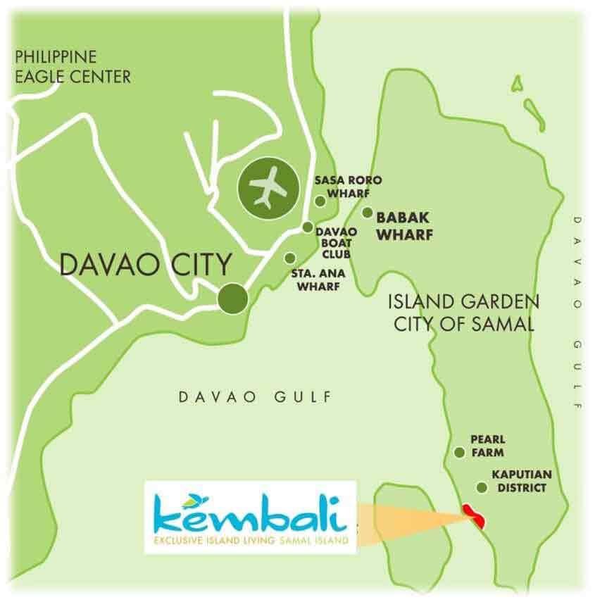 Veranda Resort Davao Location