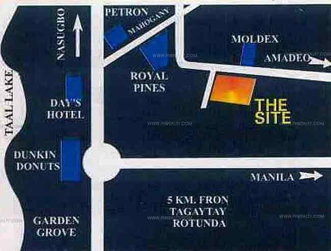 The Monticello Location