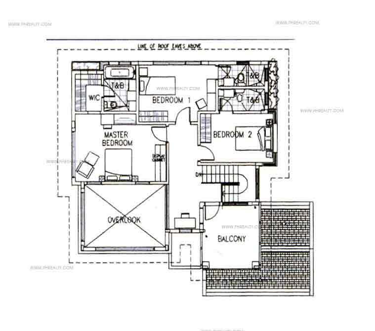 Edo Second Floor Plan