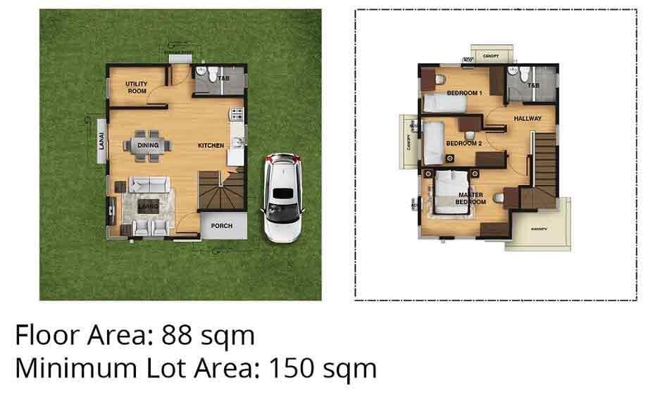 Trista Floor Plan