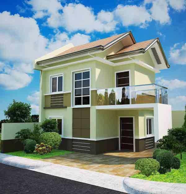 Summer Pine - House & Lot For Sale In Noveleta Cavite
