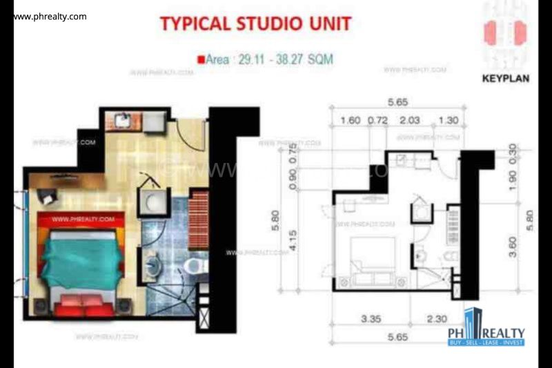 34.03 SQM Studio